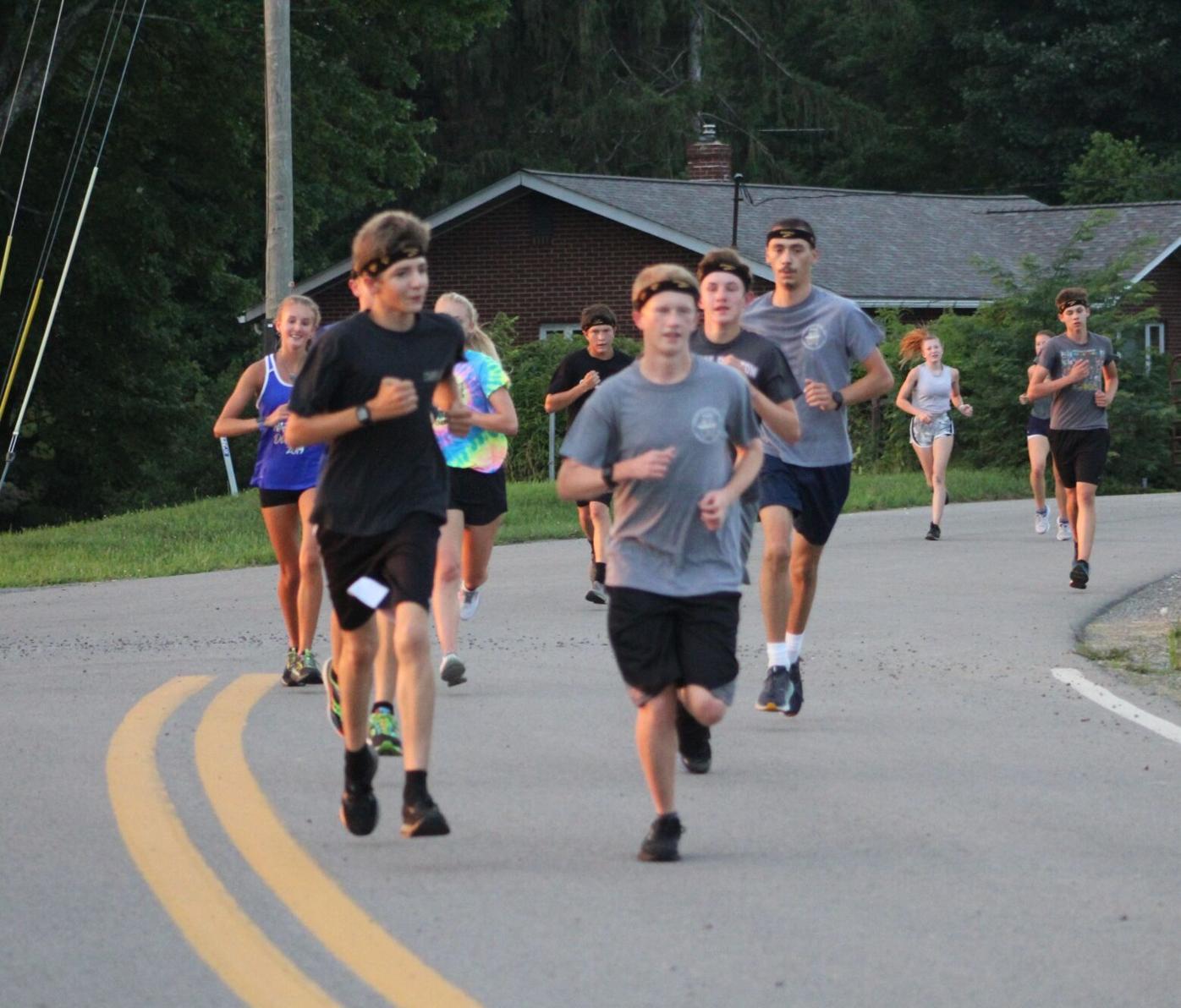 PHS XC Workout 1