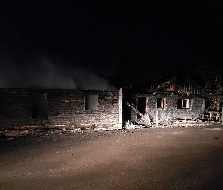 Oakland commercial fire under investigation | News | wvnews com
