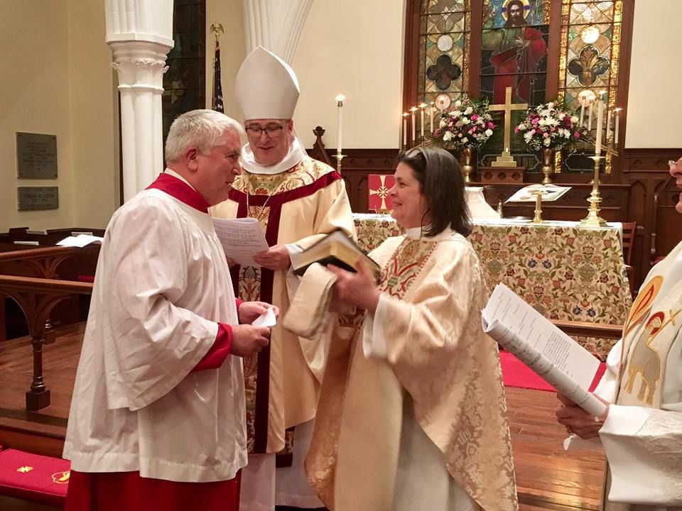 Christ Episcopal, St  Barnabas 'convey deep, spiritual meaning' for