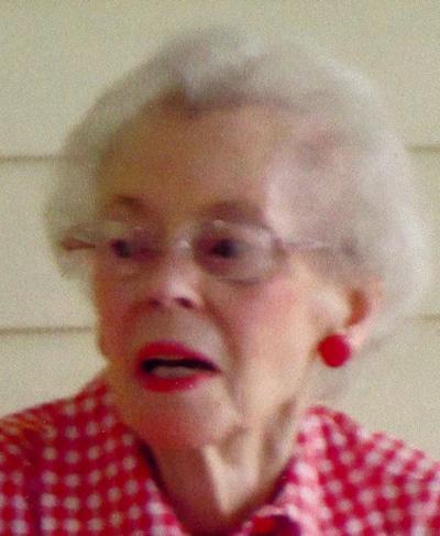 Marjorie Ellen McCauley