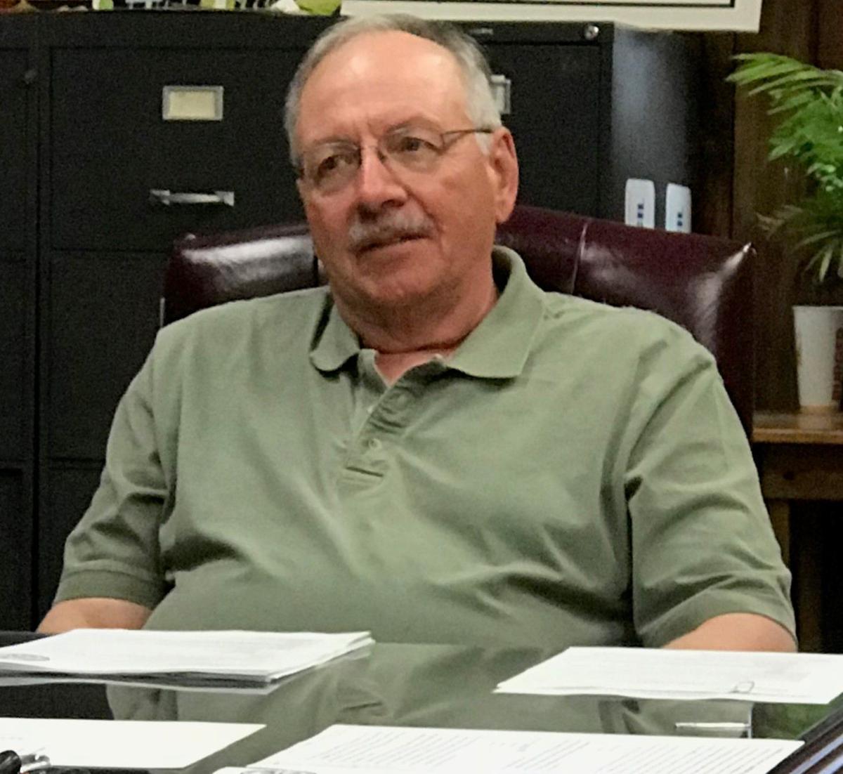 Mayor Richard Carlson