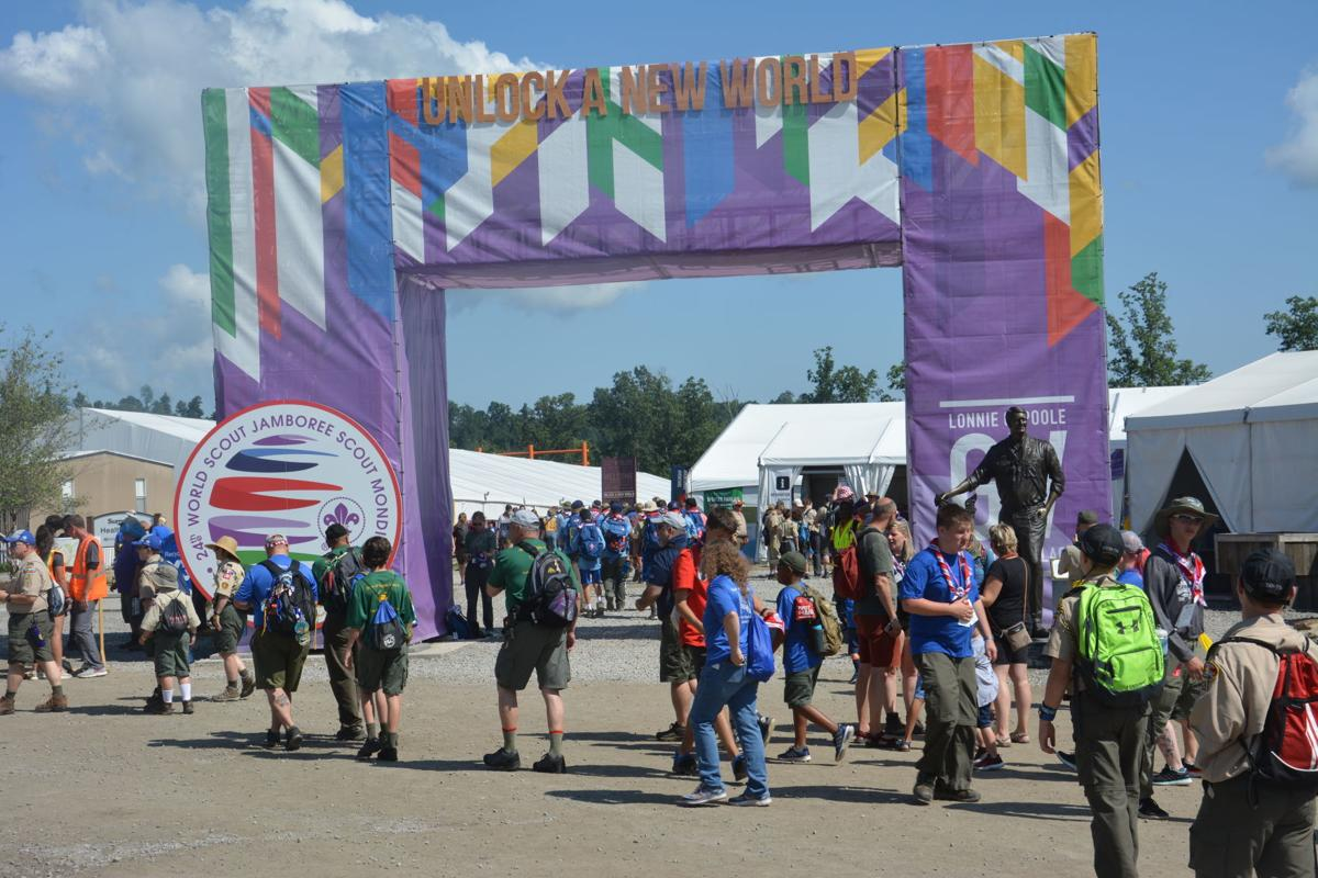 World Jamboree a momentous occasion for Mountain State