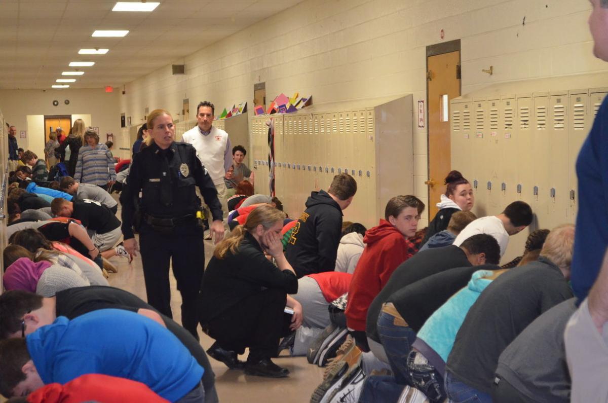 Tornado drill practiced across county schools; Bridgeport ...