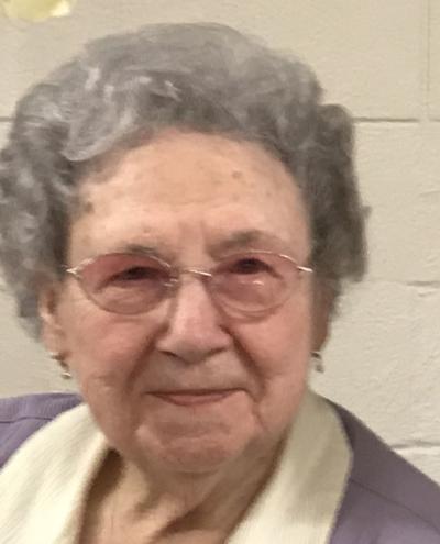 Georgia Ellen Oldaker Sandy