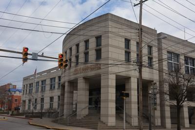 Morgantown Police building