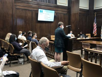 Morgantown City Council; conversion therapy; Oct. 5, 2021