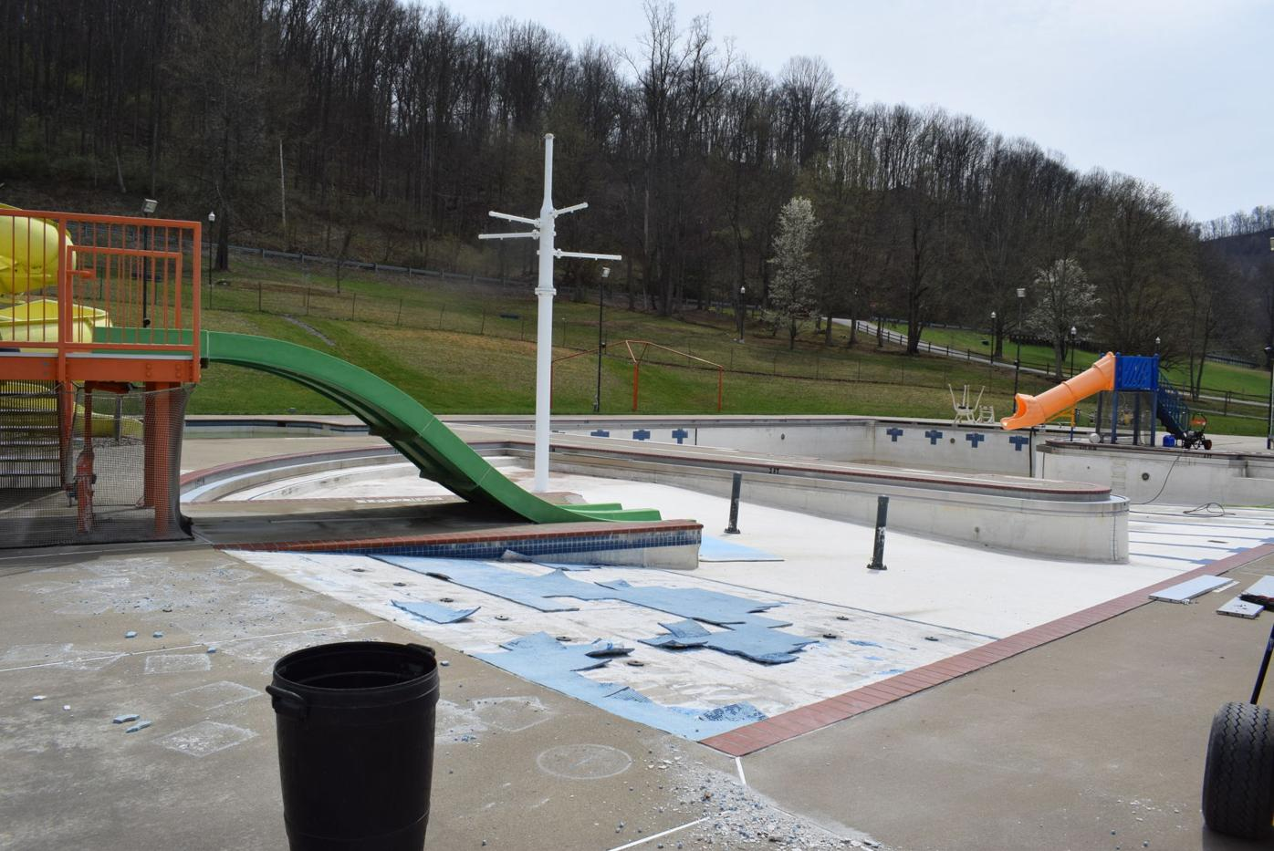 Lewis County Park preparing for summer season