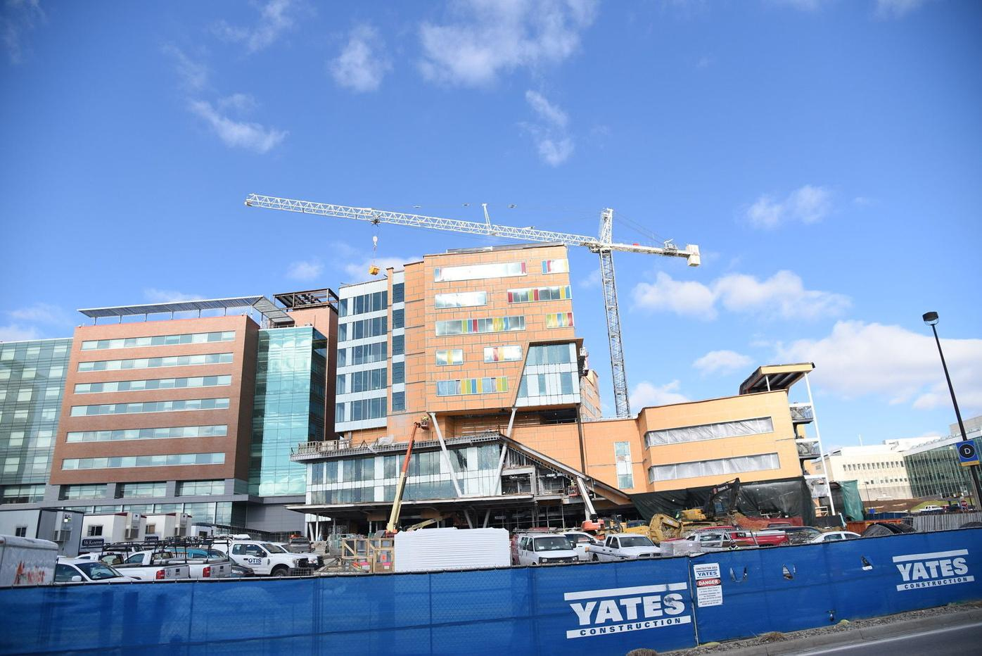 WVU Children's Hospital