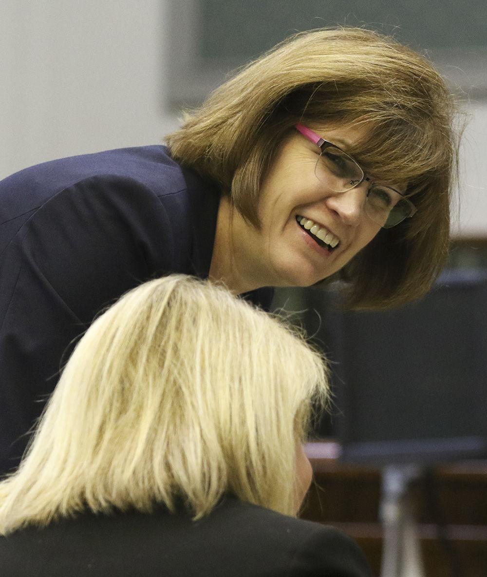 Chief Defender Susan Morris