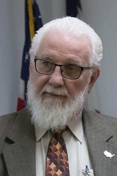 Harrison Magistrate Keith Marple