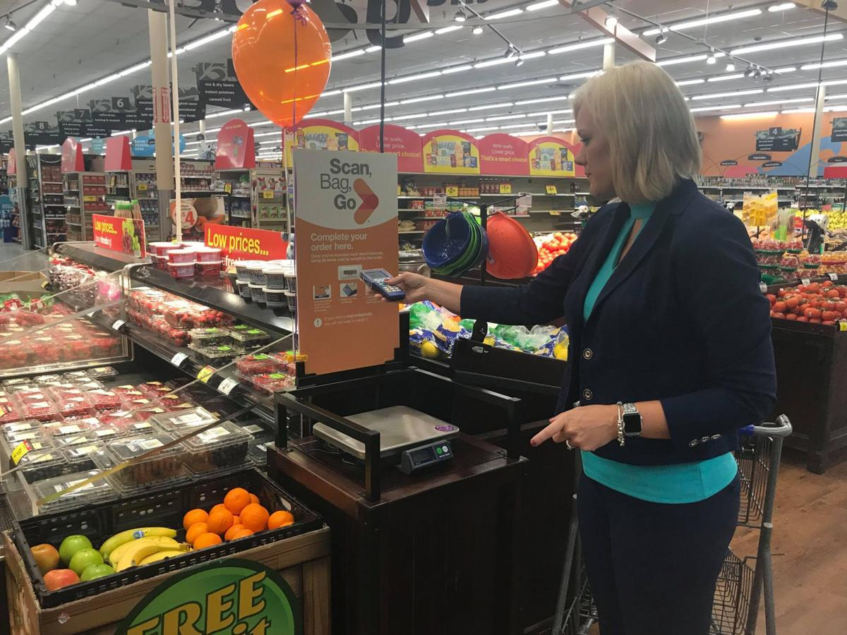 Kroger Morgantown Wv >> Officials: New Kroger Scan, Bag, Go system offers faster way to shop | News | wvnews.com