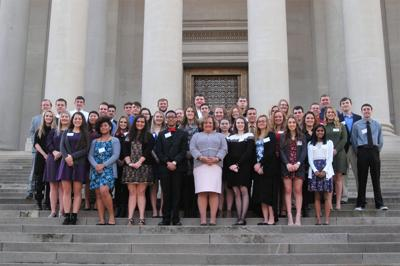 2017 EQT Students of Excellence Scholarship recipients