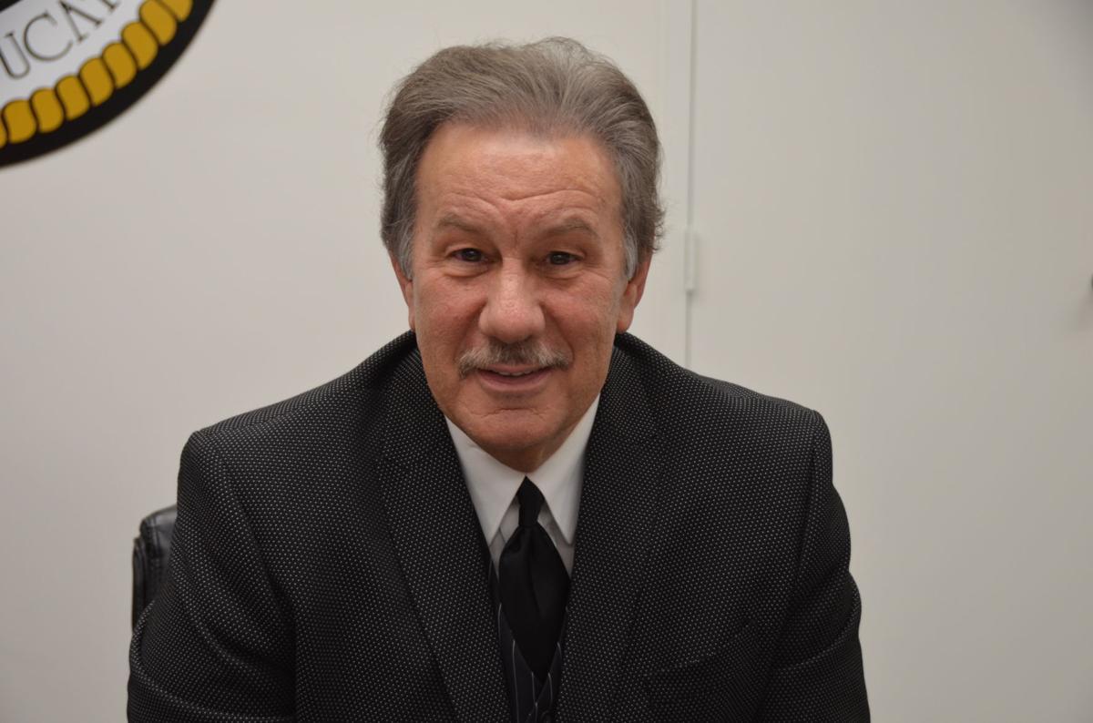 Dr. Mark Manchin