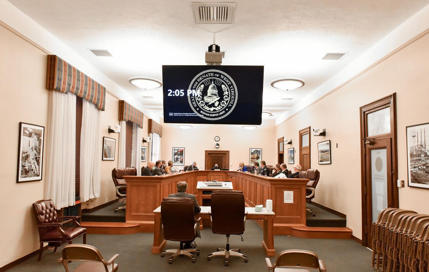 WV Legislature - Committee meeting