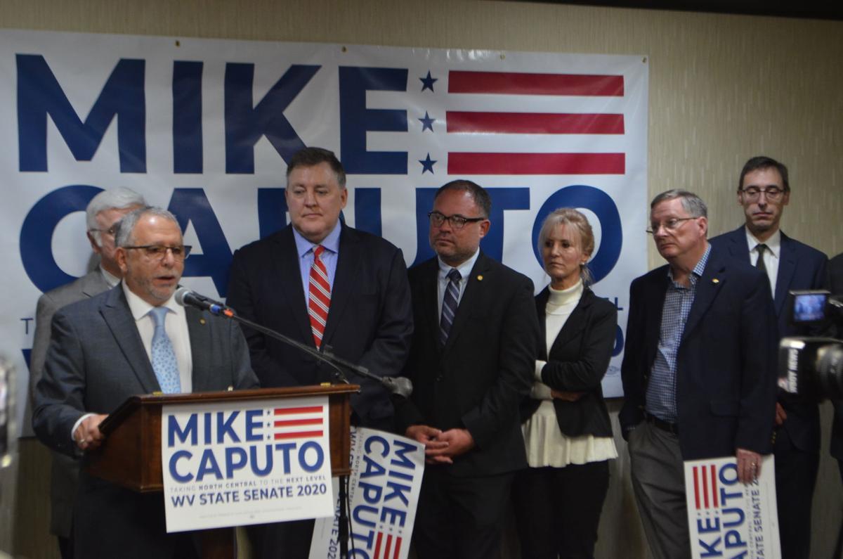 Caputo announces senate bid