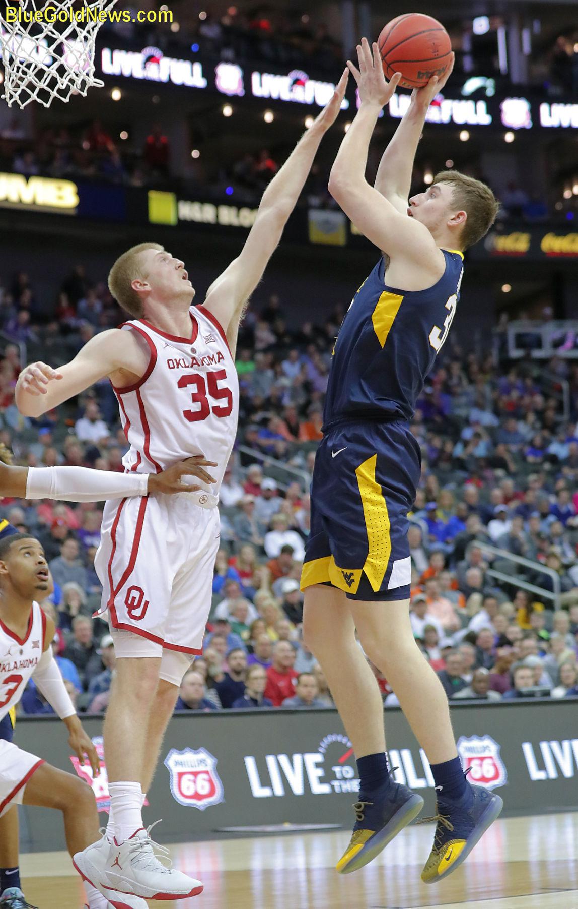WVU Basketball Logan Routt.JPG