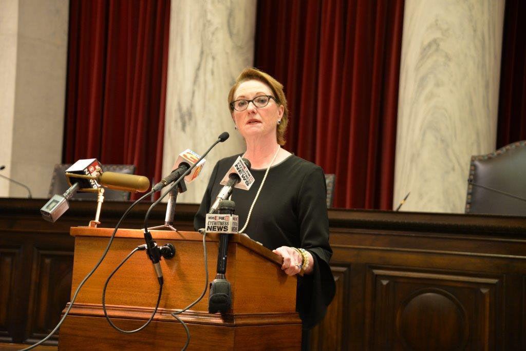 West Virginia Supreme Court Justice Robin Davis