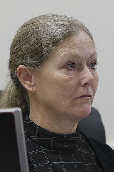 Former magistrate Tammy Marple