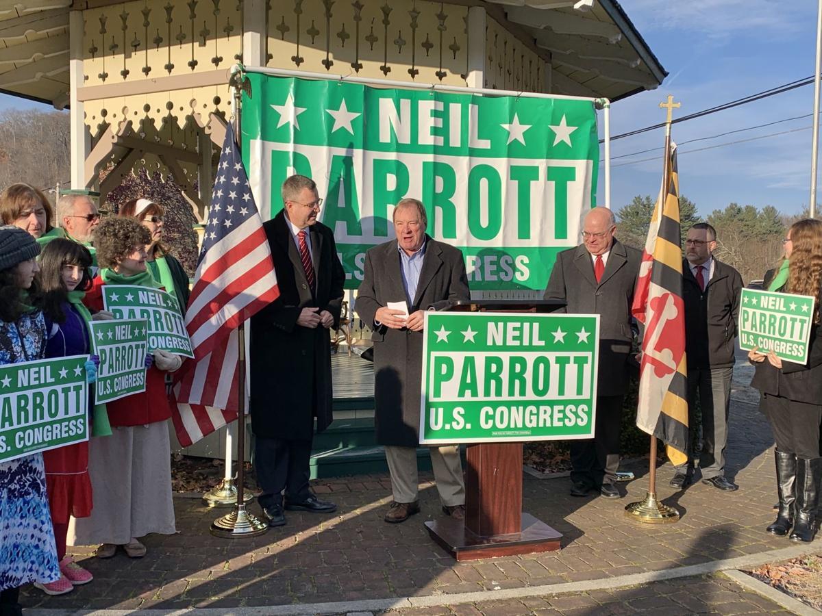 Neil Parrott and Wendell Beitzel