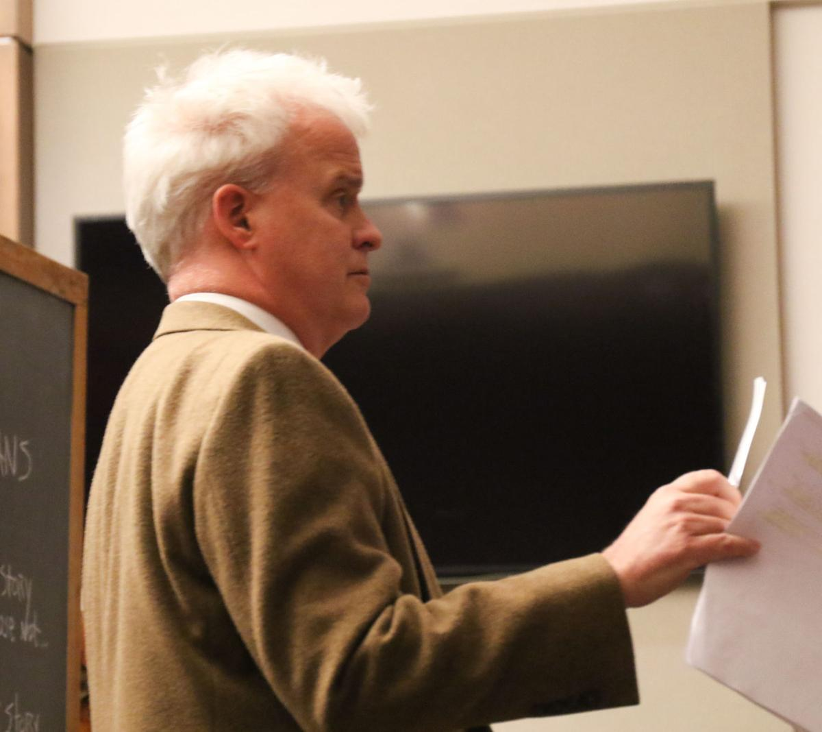 Attorney Tom Dyer