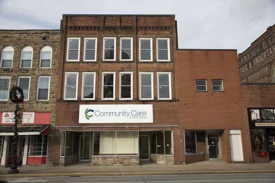 Community Care of West Virginia West Main Street location