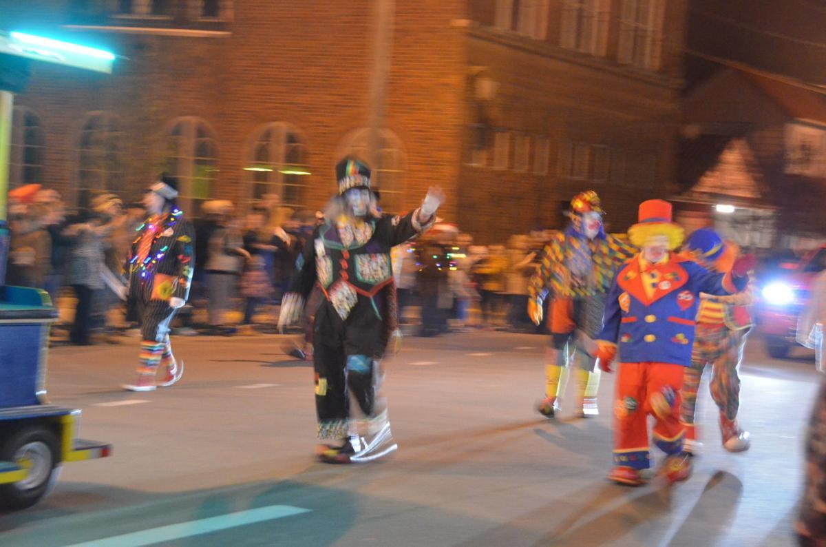 Nemesis clowns