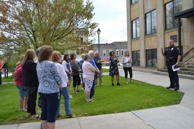 National Day of Prayer held on courthouse lawn