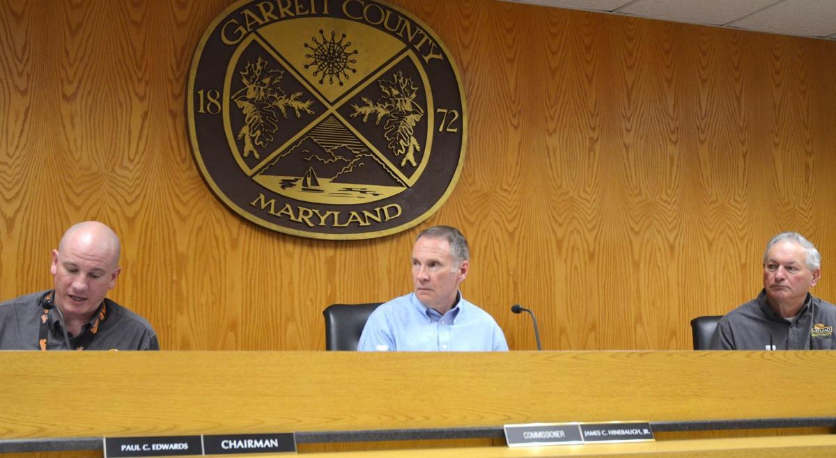 Garrett County commissioners