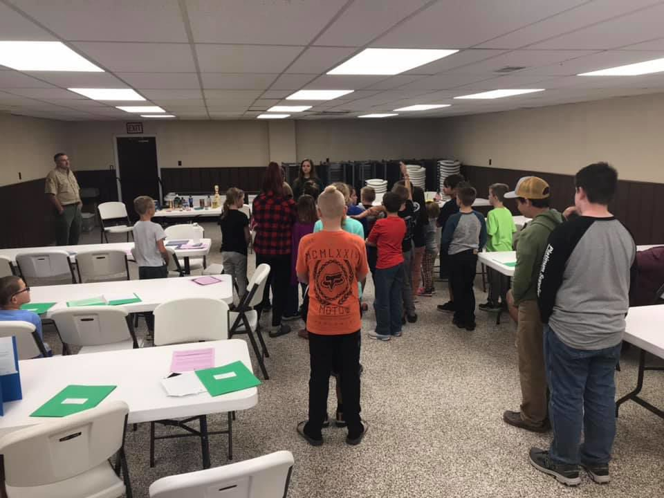 Hacker's Creek Pioneers 4-H hold annual organizational meeting