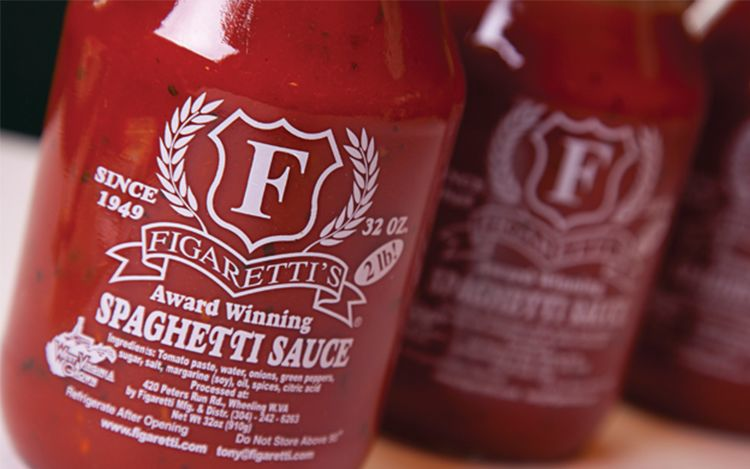 Spaghetti Sauce from Figarettis