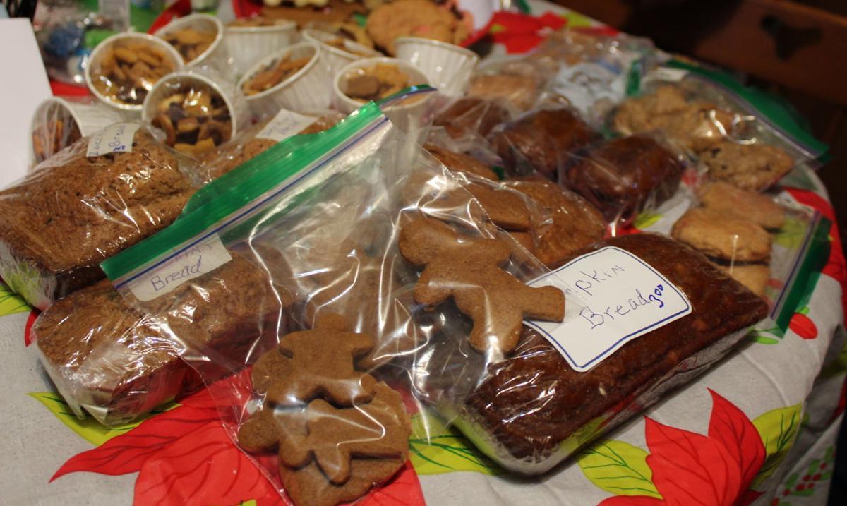 DeMoss baked goods