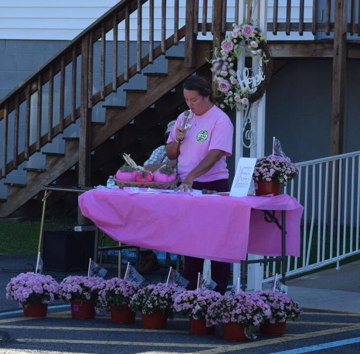 Breast Cancer Awareness Luncheon held in Lewis County