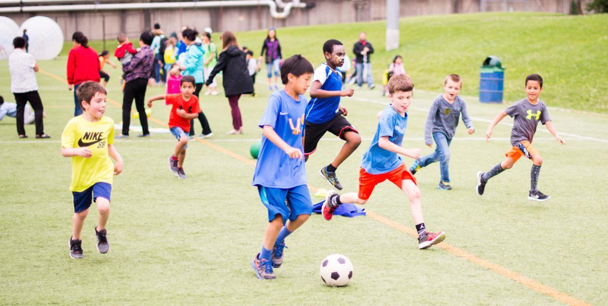 WVU Rec - kids camp