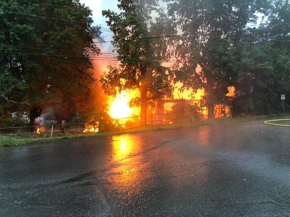 Fire under investigation in Jane Lew, deemed suspicious