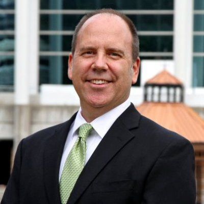 Morgantown City Manager Paul Brake
