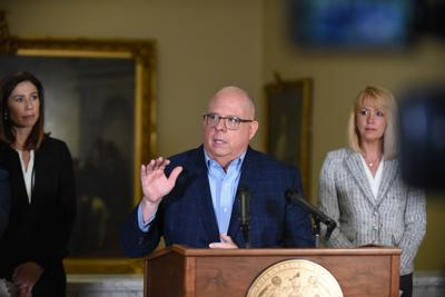 Gov. Hogan's March 23 press conference