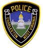 Charleston Police logo