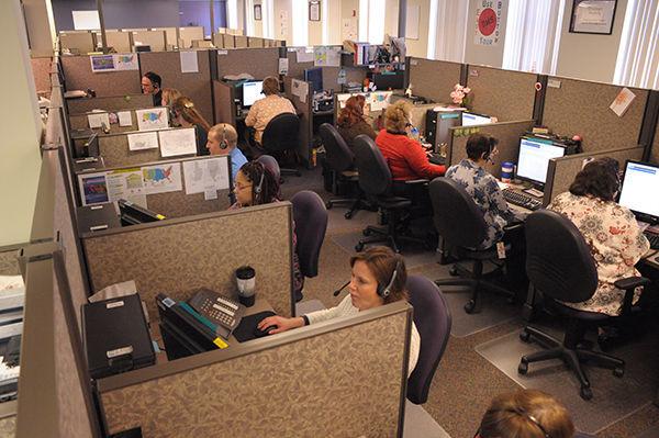 NICS call center