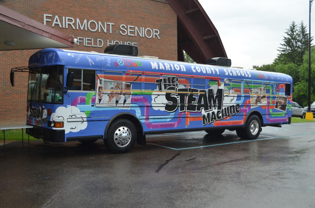 Marion Co. STEAM Bus