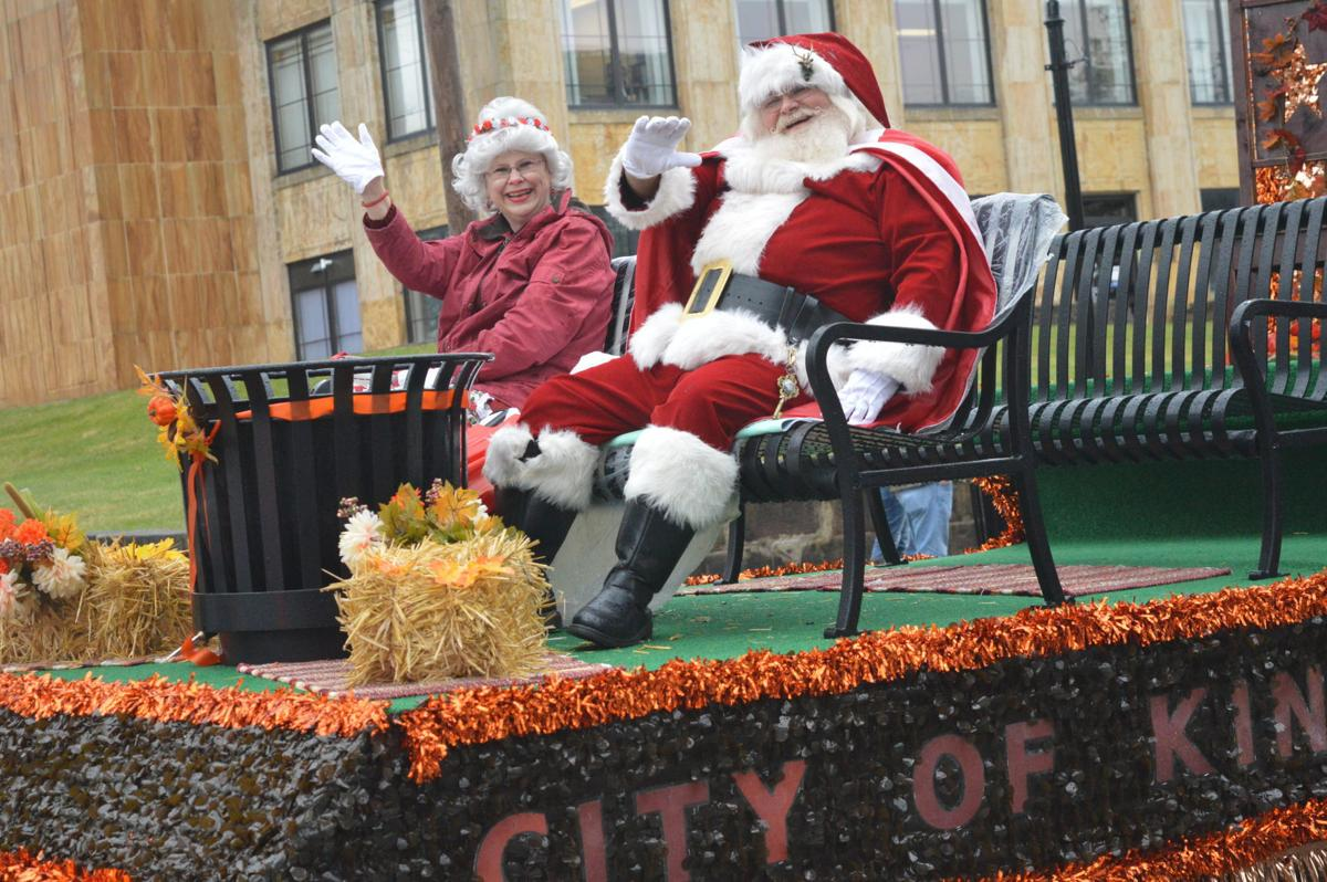 Christmas parades Saturday in Kingwood