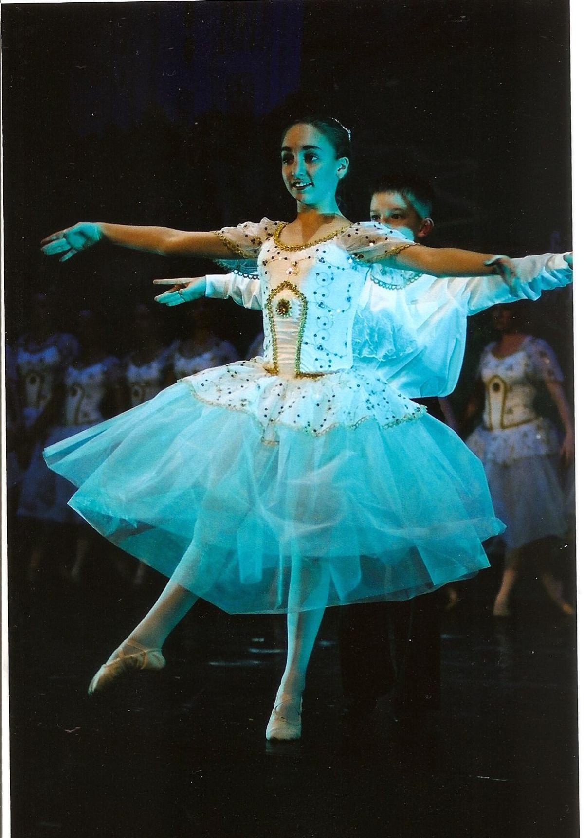 Momenum Dance recital