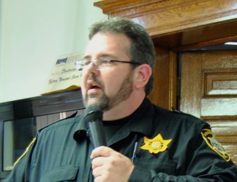 Doddridge Sheriff Michael Headley