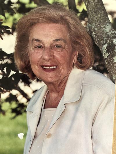 Mary 'Gloria' D'Annunzio Alvarez