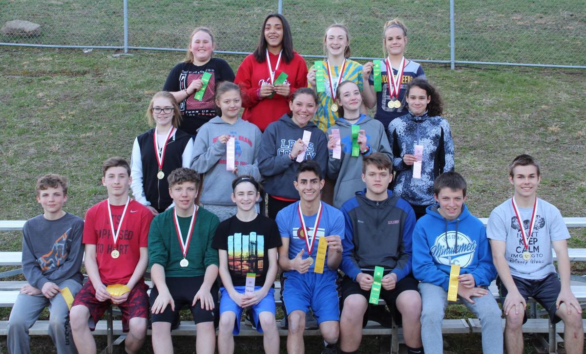 RLBMS Track Winners: Bridgeport