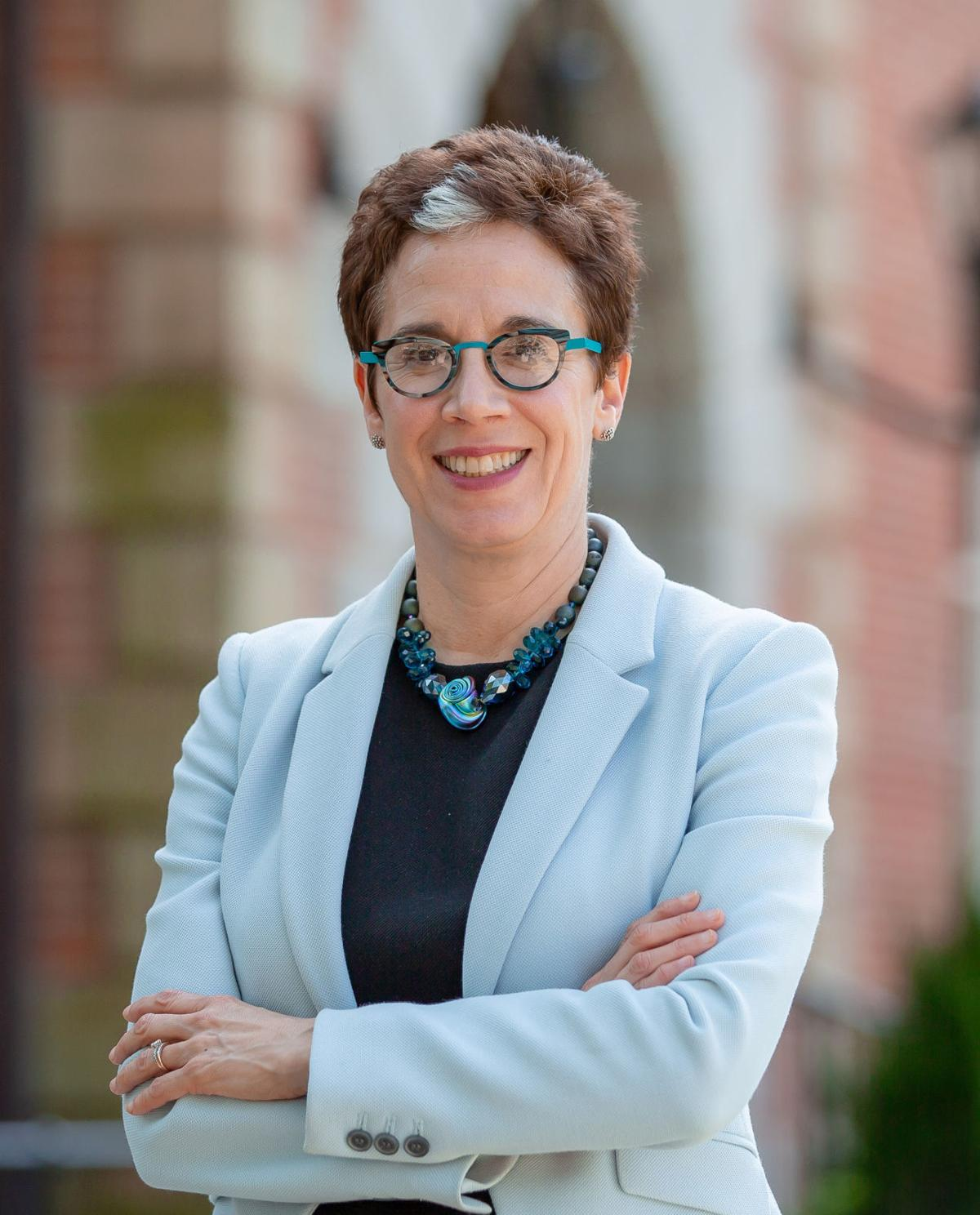 Maryanne Reed, Provost of WVU