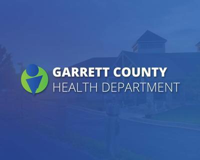 Garrett County Health Department logo