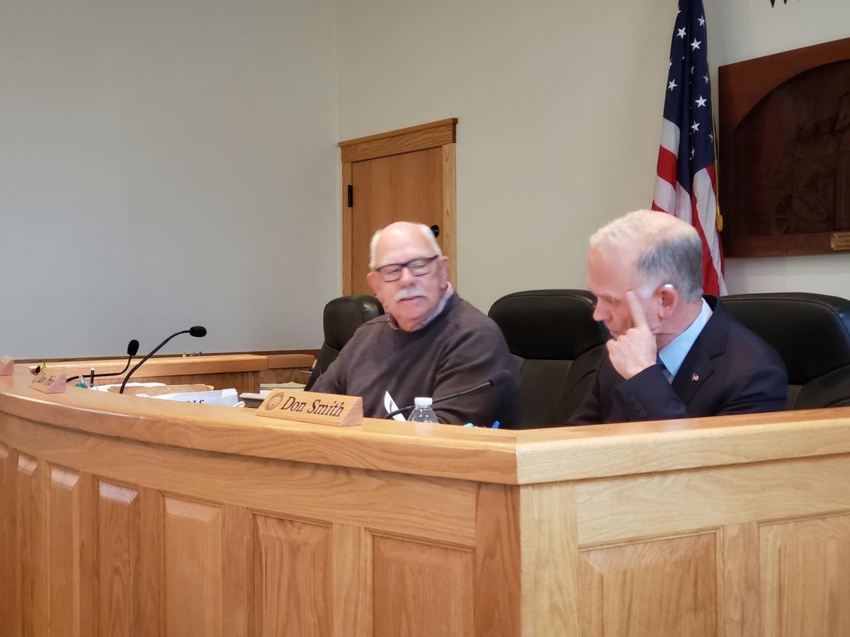 Preston County Commission