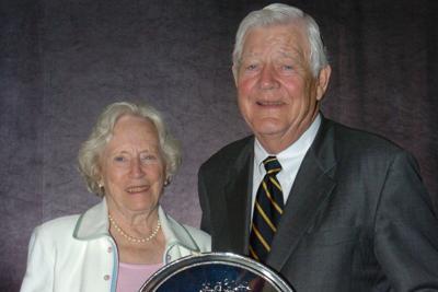 Carolyn and W. Gerald Blaney