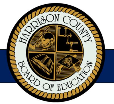 Harrison County Schools Logo