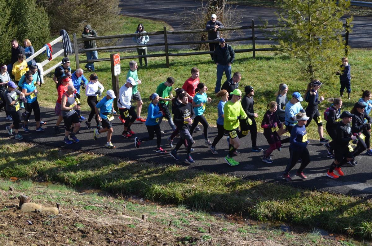 2019 Run to Read - kicking off